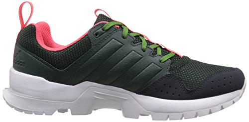 Adidas Outdoor GSG9 Trail Running Shoe, minerale verde / grigio scuro / bianco, 5 M Us Mineral Green/Dark Grey/White