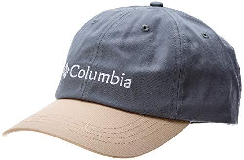 Columbia ROC II Hat Kappe, Grau (Graphite, British Tan), O/S -