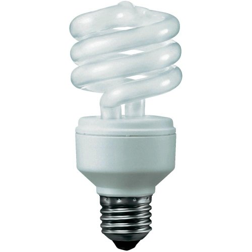13w Mini Twist (Osram DULUXSTAR TWIST 13W/840 (hellweiß) E27 Energiesparlampe gedrehte Form)