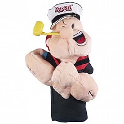 Masters Headcover Popeye