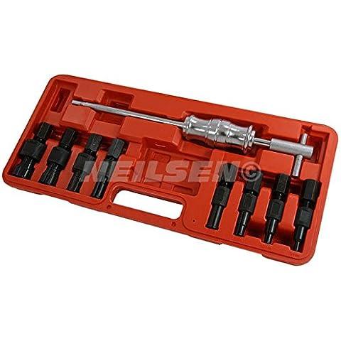 Cuscinetto ruota Set professionale estrattore - 9 pc