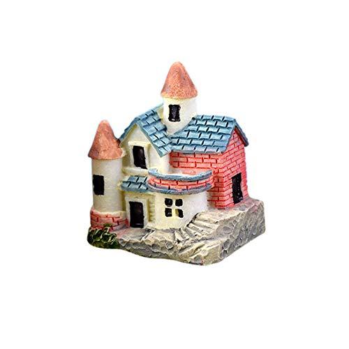 BESTIM INCUK Miniatur House Ornaments für Heimwerker Zubehör Puppenhaus Fairy Garden Home Dekoration Stil 6 (Fairy Garden Kit)