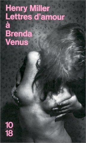 Lettres d'amour à Brenda Venus