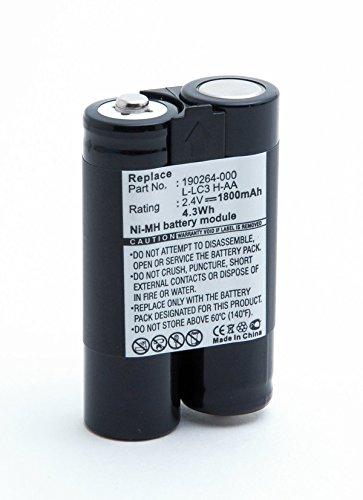 Preisvergleich Produktbild NX - Batterie für kabellose Maus 2.4V 1800mAh - 190264-0000 ; L-LC3 H-AA ; L-LC3