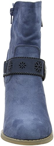 Joe Browns Brooklyn Ankle Boots, Stivaletti Donna Blue (Blue)