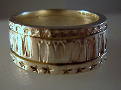 anillos-de-plata-apilables-modelados-2mm