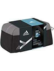 adidas Duftset Ice Dive Deospray 150 ml + Showergel 250 ml + Kulturbeutel, 400 ml