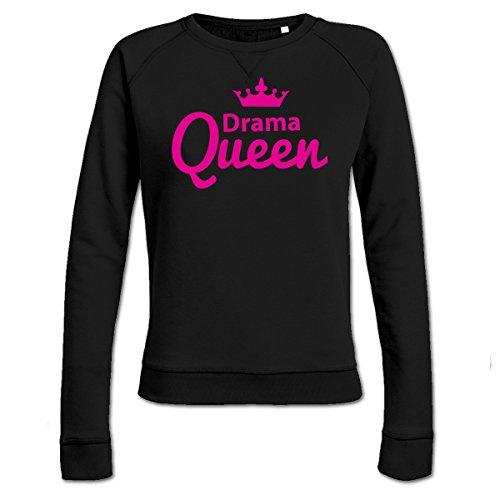 Drama Queen Crown Frauen Sweatshirt by (Crown Drama Queen)