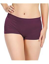 Bahucharaji Creation Womens's Cotton Boyshort Panties(Pack of 1)