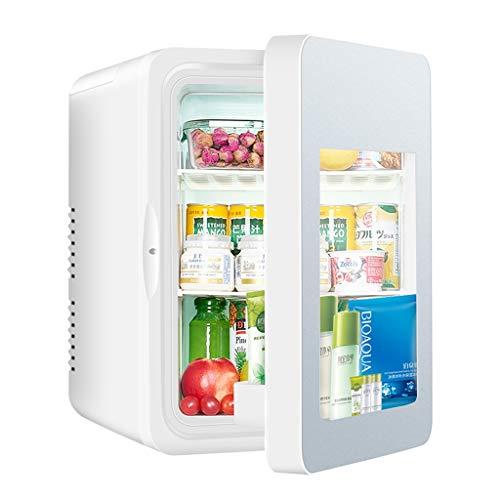 Mini-Kühlschrank 22L Haushalt kleinen Kühlschrank Dual-Use-tragbaren Auto verwenden kleinen Kühlschrank, 42   * 37 * 30cm