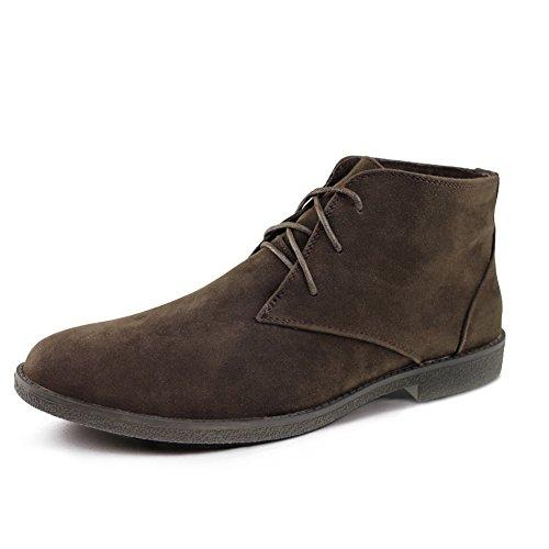 hawkwell-hombre-moda-botas-de-cuero-clasicas-de-gamuza-40eu