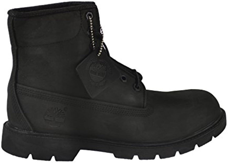 Timberland 6 inch Basic Men's Men's Men's stivali nero 10042 (8.5 D(M) US) | Moderato Prezzo  7bad16