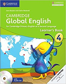 Preisvergleich Produktbild Cambridge Global English Stage 4 Learner's Book with Audio CD (2)