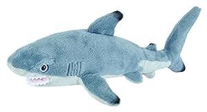 Wild Republic-22461 Peluche Tiburón Cuddlekins, Color Azul, 20 cm (22461