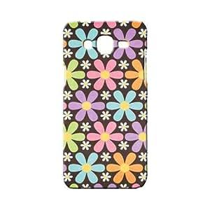 BLUEDIO Designer 3D Printed Back case cover for Samsung Galaxy E7 - G3203