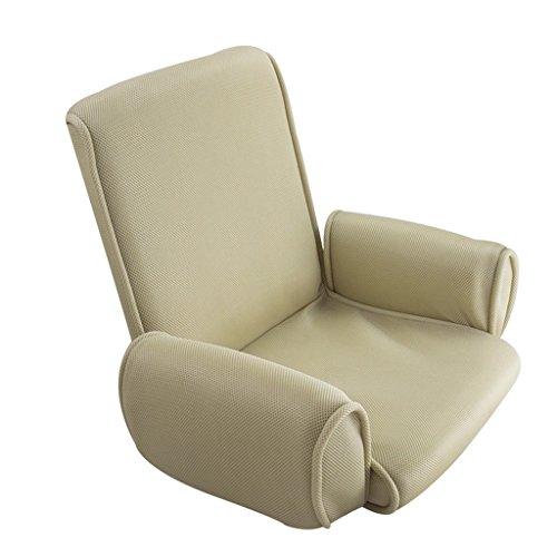 ZDNALS Puf, sillón Cama Plegable Bay Window Sillón con Brazos Sillón Sofá...