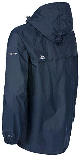 Trespass Drench Packaway Jacket Dark Navy