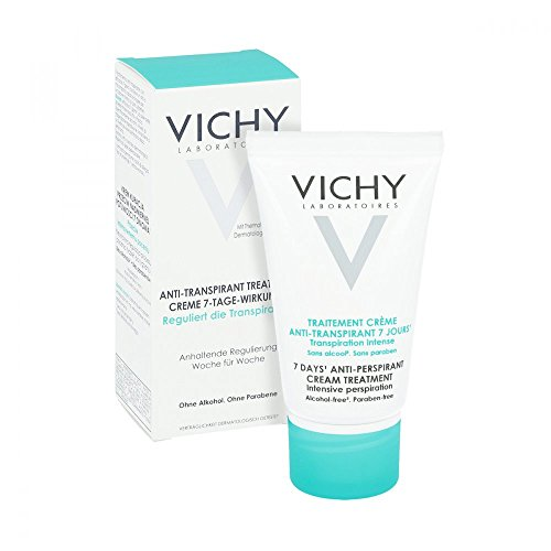Lang Anhaltende Deo-creme (Vichy Deo Creme regulierend 30 ml)