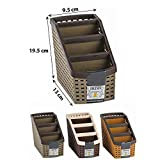 #5: IASPRODUCT Storage Stand for Office & House Use, 1 Utility Stand (Multi Color)