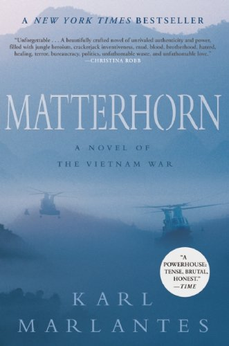 Book cover for Matterhorn