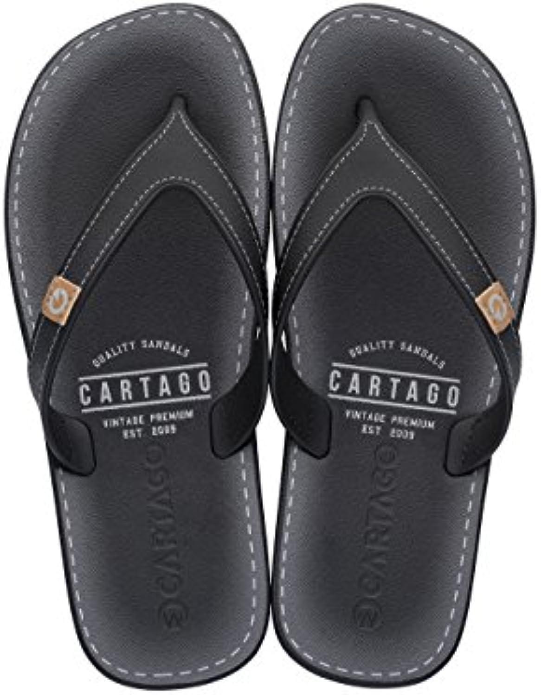 Cartago Dakar Chanclas/Sandalias Hombre  Zapatos de moda en línea Obtenga el mejor descuento de venta caliente-Descuento más grande