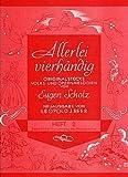ALLERLEI VIERHAENDIG 2 - arrangiert für Klavier 4händig [Noten/Sheetmusic] Komponist : SCHOLZ ERWIN CHRISTIAN