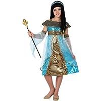 Atosa - Disfraz de egipcia para mujer, talla 116 (8422259159612)