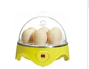 Mini Incubateur Capacité 7 oeufs automatique numérique poulet Canard Oiseau outil de l'éclosion