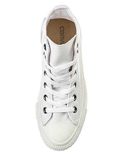 Taylor erwachsene Hi A C Unisex Sneakers Converse Wei㟠s w1qxpnU