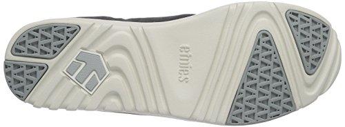 Etnies Scout - Scarpa indoor multisport, , taglia Grigio (DARK GREY/021)
