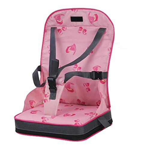 iBaste Esszimmerstuhl für Baby Sitzkissen Auflagen Sitzkissen Boostersitz 43cmx30cmx25cm Kindersitzerhöhung Reisesitz