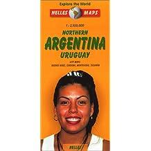 Northern Argentina Uruguay. : 1/250 000