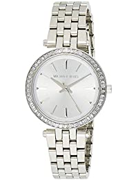 Michael Kors Analog Silver Dial Women's Watch - MK3364