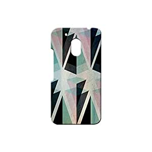 ROCKY Designer Printed Back Case / Back Cover for Motorola Moto G4 Plus (Multicolour)