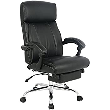 office recliner chair. VIVA OFFICE® Latest High Back Ergonomic Bonded Leather Recliner Swivel Napping Chair, Adjustable Multifunction Office Chair