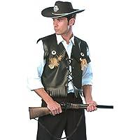 Amazon.es  sheriff chaleco  Juguetes y juegos b4ae8ec72cf
