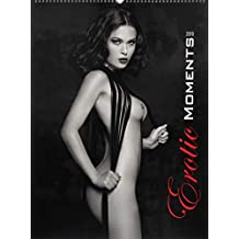 Erotic Moments 2019 - Women - Girls - Bildkalender (42 x 56) - schwarz-weiß - Erotikkalender