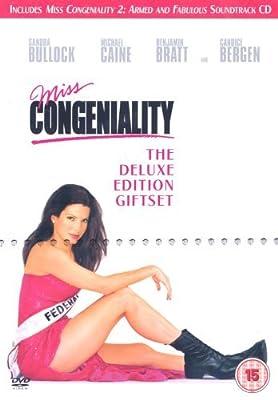 Miss Congeniality (Gift Set) [DVD] by Sandra Bullock
