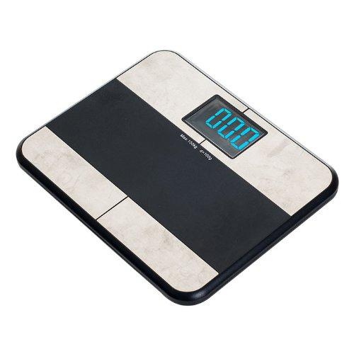 Remedy Bluetooth BMI Digital Bathroom Scale with iPhone App