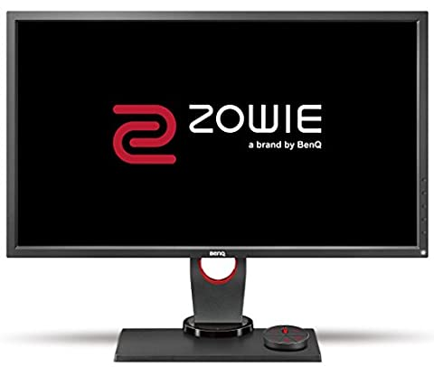 BenQ XL2730 27-inch 144 Hz e-Sports Monitor (Black eQualiser, Height Adjustable Stand, S-Switch, Colour Vibrance) - Dark Grey