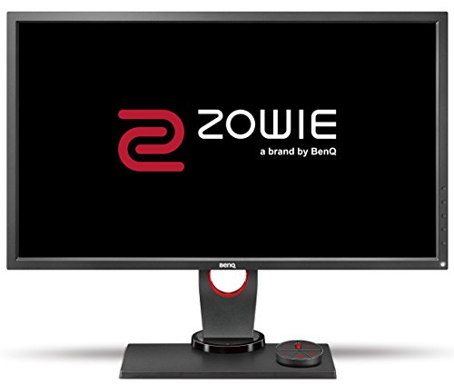 BenQ ZOWIE XL2730 68,58 cm (27 Zoll) e-Sports Gaming Monitor (Höhenverstellung, S Switch, Black eQualizer, 1ms Reaktionszeit, 144Hz) grau