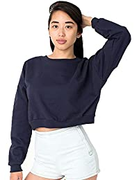 American Apparel - Sweat-shirt - Moderne - Femme Taille Unique