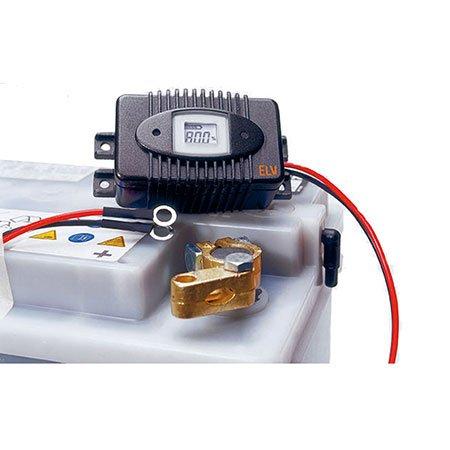 Reihe Timer (ELV Power Brick PB 500 Bleiakku-Informationssystem mit Aktivator)