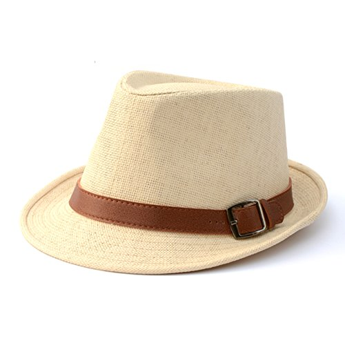 Bonnet visière/Chapeau plat extérieur/Chapeaux de mode Britannique/Casquettes de vacances plage C