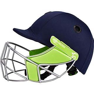ONLY 2018Kookaburra Pro 1200Navy Senior Cricket-Helm–Stahl Grill NEU, navy, Medium/Junior (56-58cm)
