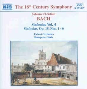 Sinfonien Vol. 4