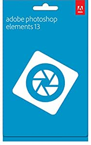 Adobe Photoshop Elements 13 (Vollversion ohne Datenträger)