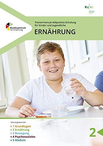 Trainermanual Adipositasschulung für Kinder und Jugendliche - Ernährung - Ernährung (Sport-ernährung Für Jugendliche)