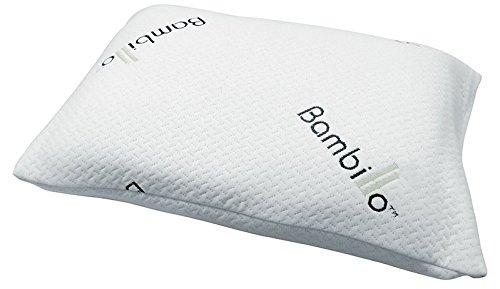 BAMBILLO L'oreiller modulable à Souhait et à Mémoire de Forme à Base de Bambou 70 x 50 cm - Vu à la Télé