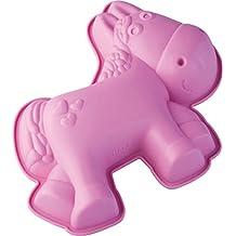 Haba 301147 - molde de silicona para Tarta con forma caballo Milly | para todos los